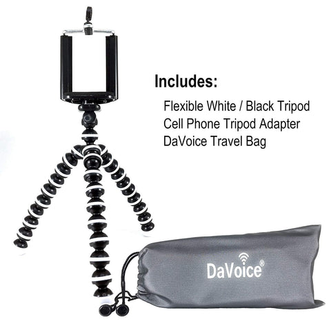 Image of smart phone tripod