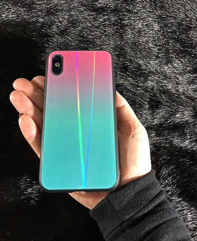 Image of glass case iPhone XS Max