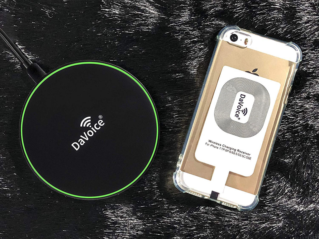 wireless charger iphone 7