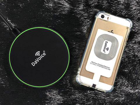 Image of wireless charger iphone 7