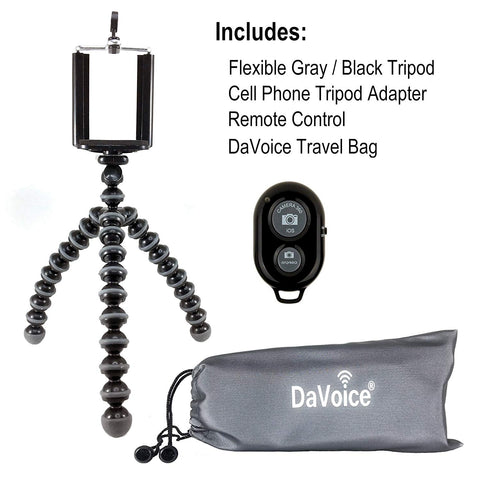 Image of tripod for phone android
