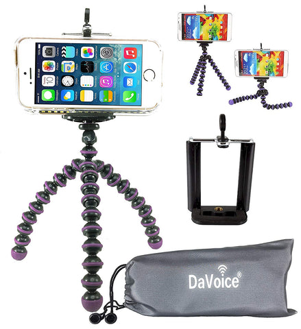 Image of tripod phone
