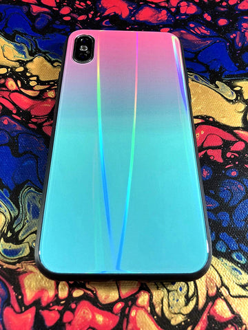Image of iPhone XS Max Glass Case