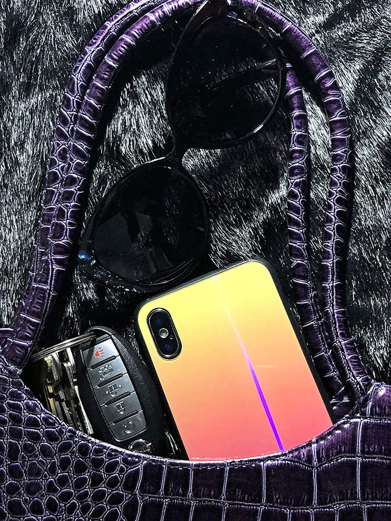 iPhone X case holographic