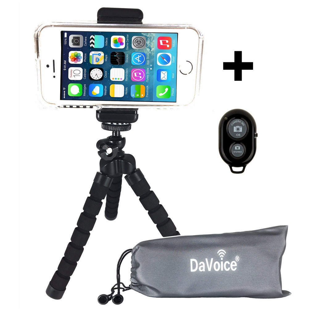 timeless design e4261 56f5e Tripod for iPhone with Remote (Horizontal/Vertical)
