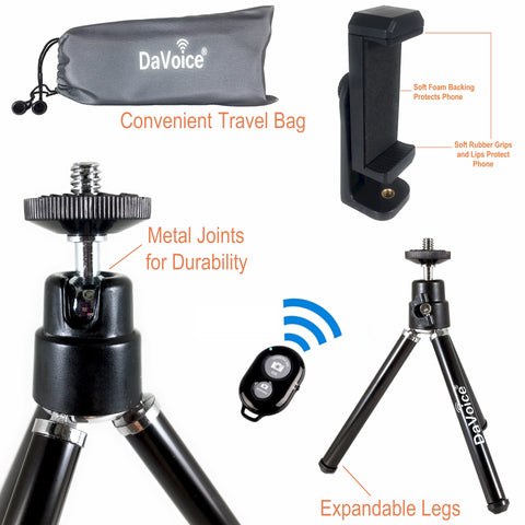 Image of mini tripod