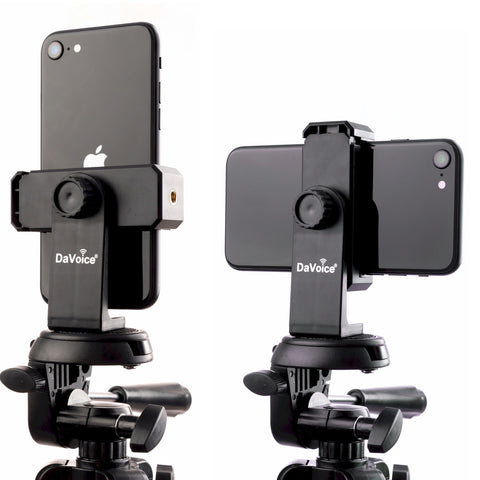 Image of iPhone Tripod Mount - Rotating