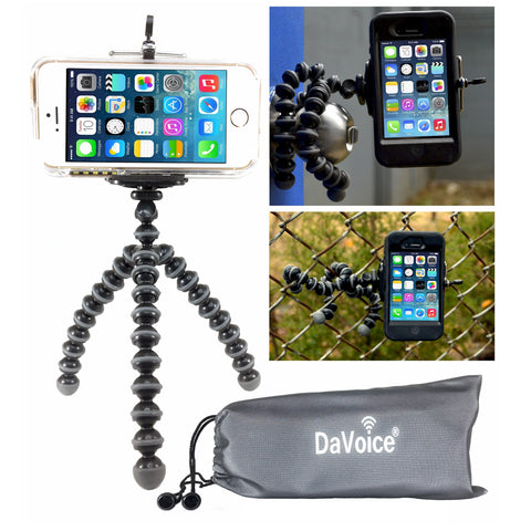 Image of phone tripod