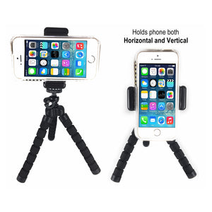Tripod for iPhone with Remote (Horizontal/Vertical)