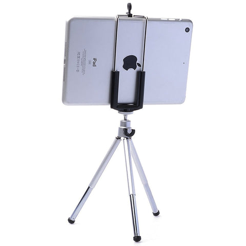 Image of ipad holder for tripod