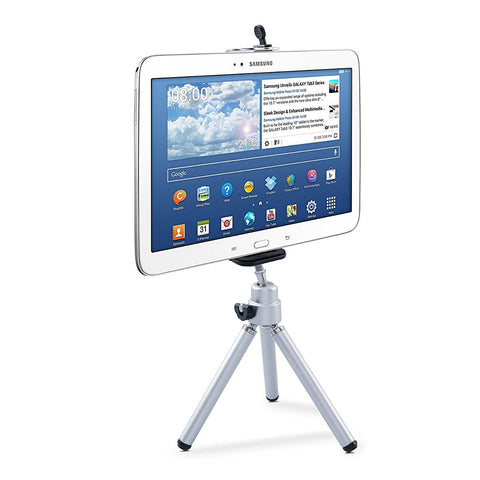 Image of tablet mount for tripod