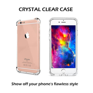 iPhone 7 Plus, iPhone 8 Plus Case with Screen Protector