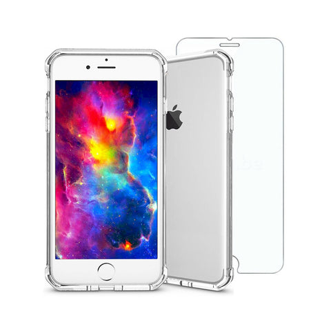 Image of iphone 8 plus case screen protector