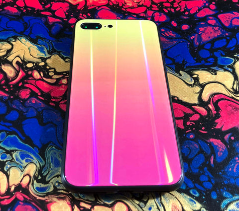 iPhone 7 Plus case holographic