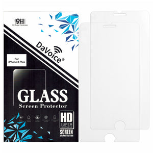 iPhone 8 Plus Screen Protector - 2 Pack