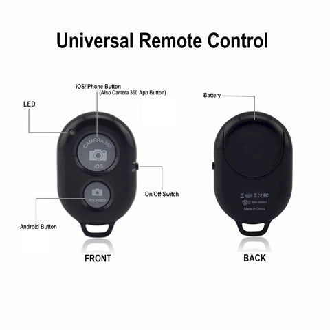 Image of iphone remote