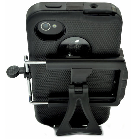 Image of iphone mount tripod