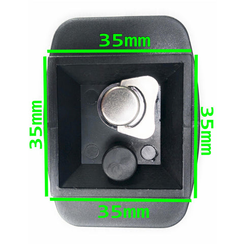 35mm Tripod Mounting Plate for WalMart MX1000 Targus TG-P60T