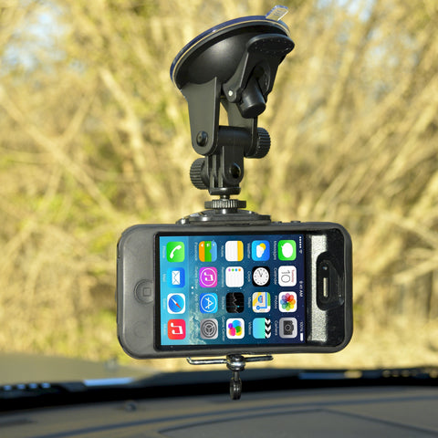 Image of phone holder for car