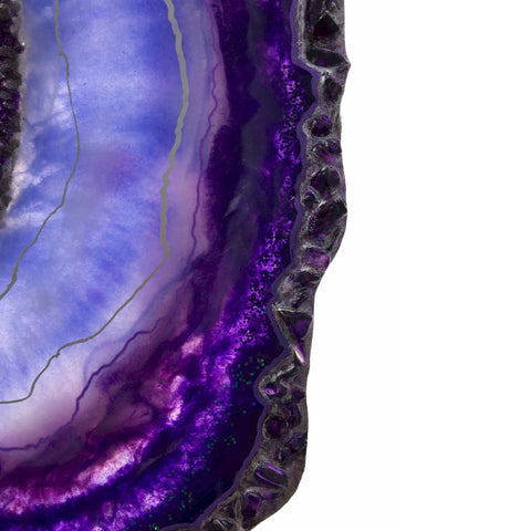 Image of large agate slice