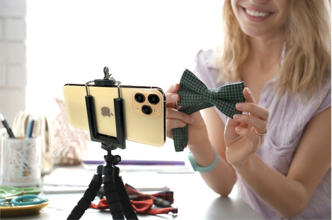 Image of Phone Tripod Mount - Professional Version