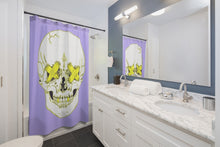 SADBOY HOUR Shower Curtain (Lavender)