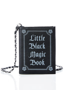 Little Black Book Handbag