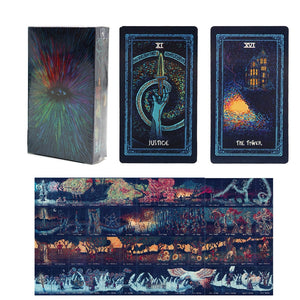 The  4 Season Tarot Deck 79 Cards