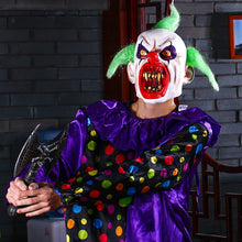 Scary Clown Mask - The Lazy Raven
