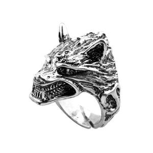 Werewolf Ring - The Lazy Raven
