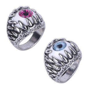 Evil Eye Ring - The Lazy Raven