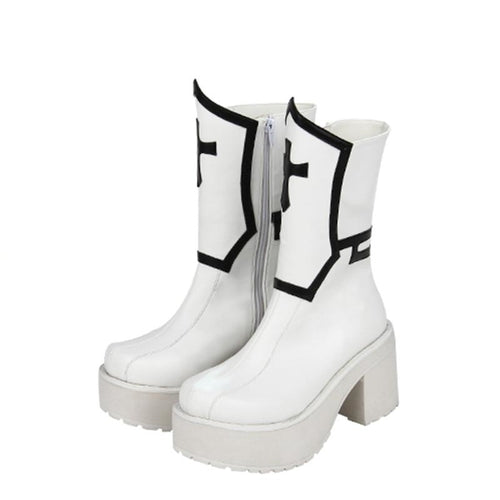 Lolita Mid-Calf Boots (Can be customized)