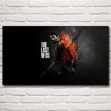 The Last of Us Silk Posters - The Lazy Raven