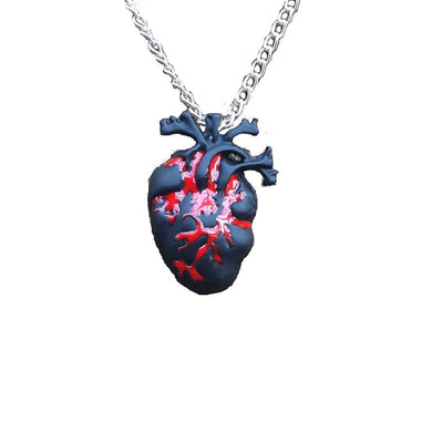 Atomic Heart Necklace