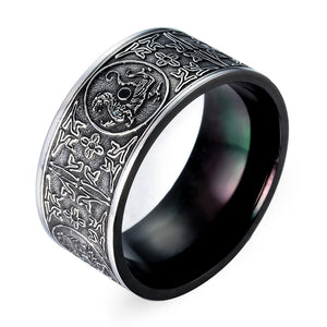Primal Instinct Ring - The Lazy Raven