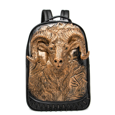 G.O.A.T Backpack - The Lazy Raven