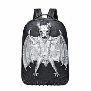 Creature Of The Night Backpack - The Lazy Raven