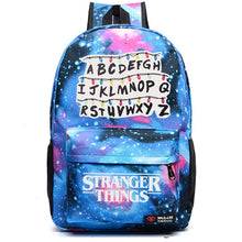 Stranger Things Backpack - The Lazy Raven