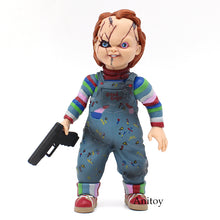 Child's Play Bride of Chucky  1/10 Scale Horror Doll Chucky PVC Action Figure Toy 12cm - The Lazy Raven
