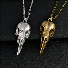Lazy Raven's Skull Necklace - The Lazy Raven