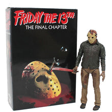 Friday the 13th The Final Chapter Jason Voorhees  18cm - The Lazy Raven