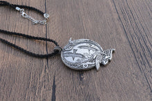 The Lazy Raven Odin's Ravens Pendant