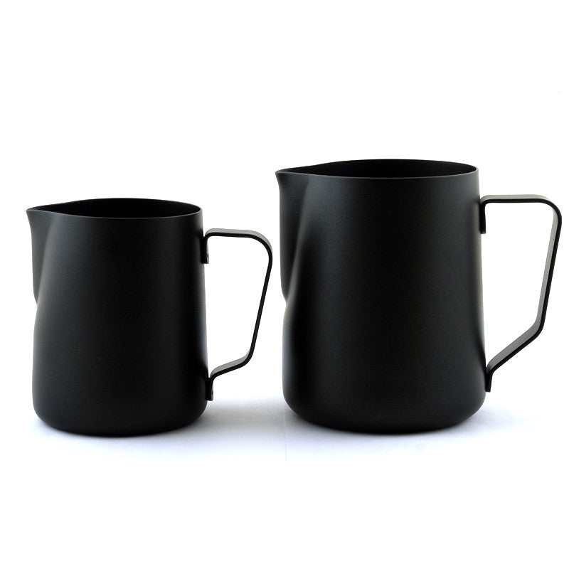 Matte Black Coffee Mug - The Lazy Raven
