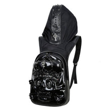 King of Kings Hooded Backpack - The Lazy Raven