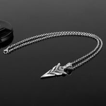 Glowing Arrow Necklace - The Lazy Raven