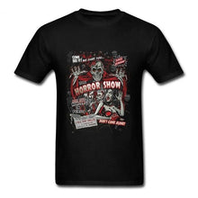 Horror Show T-shirt - The Lazy Raven