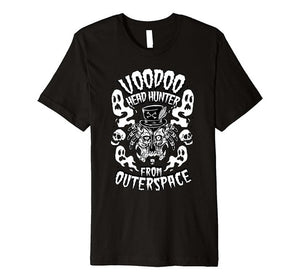 Psychobilly  Voodoo Alien T-Shirt - The Lazy Raven