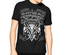 Ouija Board T Shirt - The Lazy Raven