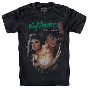 NIGHTMARE ON ELM STREET T-shirt - The Lazy Raven