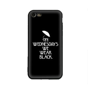 We Wear Black Case - The Lazy Raven